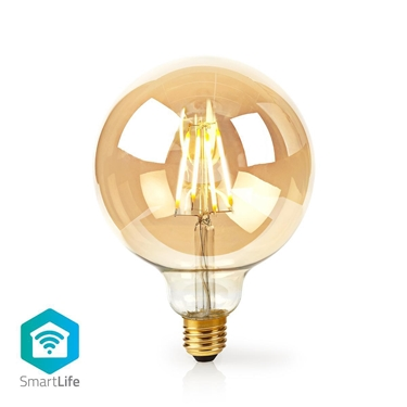 Immagine di LAMPADINA LED SMART WI-FI CON FILAMENTO - WW - E27- 125 mm | 5 W | 500 lm