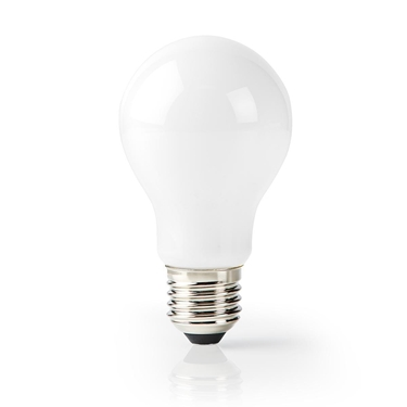 Picture of LAMPADINA LED SMART WI-FI - WW - E27- A60 | 5 W | 500 lm - VETRO BIANCO