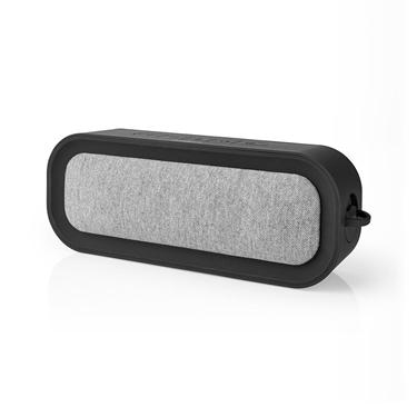 Immagine di Altoparlante Bluetooth® in Tessuto | 30 W | Fino a 6 Ore di Riproduzione | Impermeabile | GRIGIO/Nero