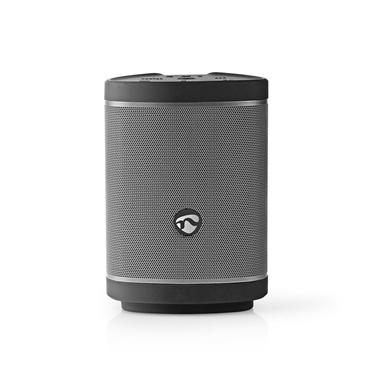 Immagine di Altoparlante Bluetooth® | 90 W | Modalità Party per un Massimo di 100 Altoparlanti | Controllo Vocale | Nero/Grigio Canna di Fucile