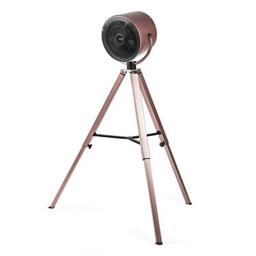 Picture of Ventilatore con treppiede | Diametro 25 cm | 3 velocità | ROSA