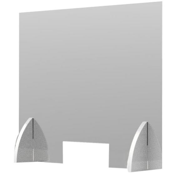 Immagine di Parafiato in plexiglass 100x75 cm, spessore 4 mm