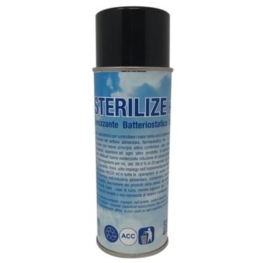 Immagine di Spray sterilizzante e disinfettante PER AMBIENTI E TESSUTI