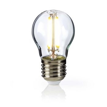 Immagine di Lampada LED retrò a filamento E27 | G45 | 4.8 W | 470 lm