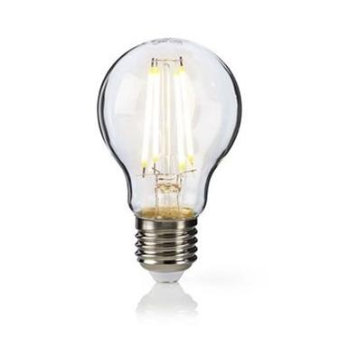 Immagine di Lampada LED vintage a filamento | A60 | 7 W | 806 lm - VETRO TRASPARENTE - WW