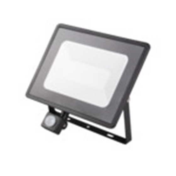 Immagine di FARO GRUN V2 LED-50- NERO - 50W - CON SENSORE