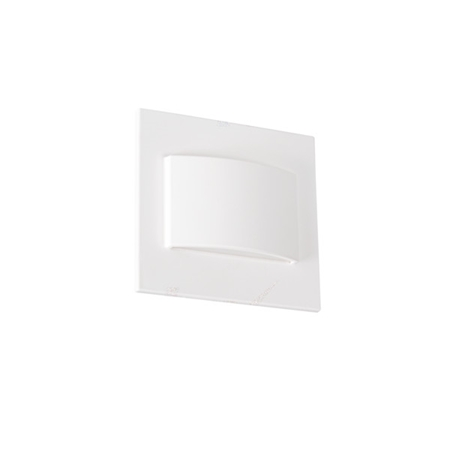 Picture for category MODELLO ERINUS LED L - QUADRATO BIANCO