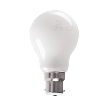 Picture of XLED LED 8W - B22 - A60 - VETRO BIANCO