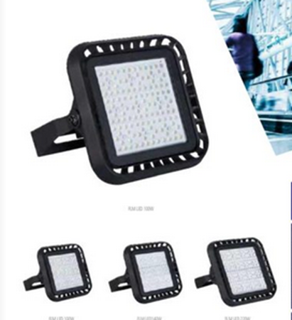 Picture for category MODELLO FLM LED - PROIETTORE PER ESTERNO PER ILLUMINAZIONE PUBBLICA E AZIENDALE IP65